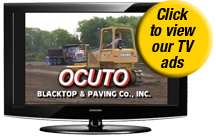 Ocuto Paving TV Commercial